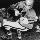 Few quarterbacks can even come close to matching Graham in postseason performance. He led the Browns to 10 straight title games and had four AAFC and three NFL championships. Some experts thought Graham would struggle when the Browns switched leagues in 1950, but he was just as clutch against the seemingly superior NFL.