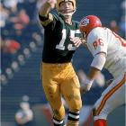 """His loss to the Eagles in the 1960 NFL Championship was his last postseason defeat ever. Starr was somewhat overshadowed by the Vince Lombardi mystique and all the talent around him, but the steady quarterback made the Packers click and was at his best in big games. It was Starr who called the play on his famous game-winning sneak in the """"Ice Bowl"""" against the Cowboys."""