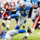 Last week: No. 8 <br><br>He ranks 11th in the league with 27 tackles and is one of the few bright spots in a dismal Lions season.