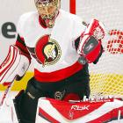 The Sens are pinning their Cup hopes on a goalie who won it with Carolina last season. Unfortunately, they tabbed the one who watched much of the postseason from the bench. Gerber must improve significantly before Ottawa's window closes.