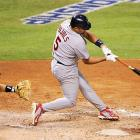 The Astros were one out away from celebrating their first NL pennant when Albert Pujols hit a shocking three-run home run off closer Brad Lidge to put St. Louis ahead 5-4. Houston wound up winning the NLCS in Game 6.