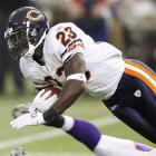 Last Week: Unranked<br><br>Hester returned a punt 83 yards for a touchdown with 2:58 remaining in the Bears' come-from-behind 24-23 win over the Cardinals on Monday night. That was Hester's second return for a touchdown this season. The risk-taking rookie out of Miami scares his coaching staff at times and has made mistakes, but overall he's made a one-time problem area a strength for this team.