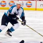 Drafted second overall by San Jose in 1997, Marleau is 6-2, 220-pound freight train that roars by defenders. The Sharks' captain hit career highs of 34 goals, 52 assists and 86 points last season. During the preseason he centered a line with 235-pound Steve Bernier and 225-pound Milan Michalek that should be a load to stop.