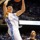 Psycho T flourished as a freshman in Roy Williams' fast-paced attack, averaging 18.9 points a game and 7.8 rebounds. Now that he has a stronger supporting cast -- including five-star freshman power forward Brandan Wright as a sidekick in the post -- Hansbrough should dominate the ACC. A 20-and-10 season average is well within the realm of possibility.