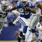 Last Week: 3<br><br> Addai had a ho-hum week against the Cowboys with 13 carries for 50 yards, but the Colts rookie should do very well against the Eagles' porous run defense on Sunday night and solidify his place near the top of the Rookie Watch.