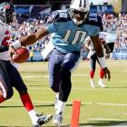 Last week: No. 9 <br><br>Young may never put up big numbers, but the guy knows how to win. He threw for one touchdown and ran for another in a victory over the Texans last week. That's two in a row for Young and the Titans.