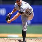 The star left-hander led the Mets to the 2000 NL pennant before hitting free agency. The pitching-starved Rockies scooped him up with this mega-contract that ended up being paid off by three teams -- Colorado, Florida and Atlanta and resulted in only 56 wins to date.