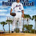 After months of pursuit the Mets finally agreed to a trade to acquire Santana, but the deal wasn't official until the Mets inked him to a contract extension. Not surprisingly, the two-time Cy Young winner became the highest-paid pitcher in baseball history (at the time), then went 16-7 with a 2.53 ERA in his debut season in Queens.  Despite barely pitching due to injuries through the remaining three years of the deal, Santana produced the Mets' only no-hitter in franchise history on June 1, 2012.