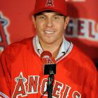 Texas had hoped to sign the 2010 AL Most Valuable Player, who led the Rangers to consecutive World Series appearances in 2010 and 2011, but Hamilton agreed to a contract with the Los Angeles Angels following the 2012 season. The 31-year-old was considered a risk by some teams because of his history of alcohol and substance abuse, which derailed his career before his surge with the Rangers over the previous five seasons.