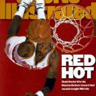 Requesting a trade following 11 full seasons in Portland, Clyde the Glide got his wish when the Trail Blazers dealt him to his hometown Houston Rockets on Feb. 14, 1995, in a four-player trade. A few months later, Drexler celebrated his only NBA championship.