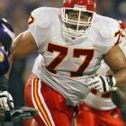 The 11-time All-Pro was chosen by Pro Football Hall of Fame voters as the starting left tackle for the 1990s All-Decade Team. Roaf had a stellar career with the New Orleans Saints and Kansas City Chiefs.