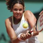 Though she's loathe to use the word retire, the three-time grand slam tournament-winner confirms that she doesn't envision rejoining the tour after she gives birth to her first child next year. If so, those who watched her at last year's U.S. Open had the honor of seeing Davenport's final tournament.