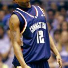 Brown was a key member of the 2004 national championship squad. After leaving Storrs, Brown spent a season in Turkey with Karsiyaka and is currently playing in Bulgaria for PBC Lukoil Akademik Sophia.