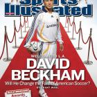 """With """"nothing more to prove"""" in Europe, Beckham faces his steepest climb yet: bringing soccer into the mainstream in the U.S. Will he be successful in the great American frontier? Stay tuned."""