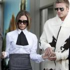 Just how famous is this power couple? Here they are arriving in Rome last November, having been invited to the wedding of Tom Cruise and Katie Holmes.