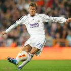 """Few, if any, players in the world are better at free kicks than Beckham, whose ability to """"bend"""" the ball seems to defy physics and frustrate goalkeepers."""