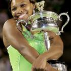 Serena came into the tournament unseeded, and capped an amazing fortnight by dismantling the top-seeded Maria Sharapova in the final.