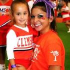 Cheerleader of the Week - Clemson's Chelsea Baltz