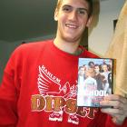 """""""Old School"""" is Spencer's DVD of choice. """"Every time I watch it, it gets funnier and funnier,"""" Hawes said. Except it was Will Ferrell's alma mater, USC, that got the last laugh in a double overtime match-up with the Dawgs earlier this year."""