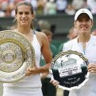 After 123 years of awarding more prize money to men than women, Wimbledon yielded to public pressure and announced on Feb. 22, 2007, that it would offer equal pay through all rounds at future tournaments.