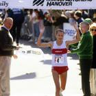When Grete Waitz lined up for the New York City Marathon in 1978, she had never before attempted the distance. But by the finish, she had covered the 26.2 miles faster than any woman in history. Waitz won a record nine New York City Marathons, broke her own world record in the marathon three times, won two London Marathons and took the silver medal at the 1984 Olympics in the first women's marathon. Her performances created opportunities for women to compete in distance running by proving they could handle the toll longer races took. Waitz died April 19, 2011 at 57 after a six-year battle with cancer.