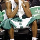 The 2006-07 Celtics lost a franchise-record 18 consecutive games before a Valentine's Day victory.