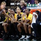 The Shock ended the longest losing streak in WNBA history when out-of-retirement Sheryl Swoopes, 40, hit a jumper with 2.9 seconds left to beat the Sparks 77-75 on Aug. 27, 2011. It improved their record to 2-25.
