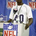 Williams sat out the 2004 season after an unsuccessful attempt to enter the draft after his sophomore campaign. He clocked a 4.57 40 after weighing in at 230 pounds. He was so impressive at the combine that the Lions made him the tenth pick of the draft -- the third successive year Detroit used a first round pick on a receiver.