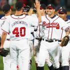 The Atlanta Braves' 14 consecutive division titles, beginning in 1991.