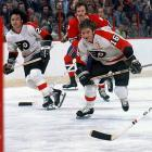 The Philadelphia Flyers went on a 35-game unbeaten streak during the 1979-80 season, chalking up a 25-0-10 mark.