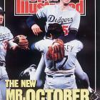 Orel Hershiser's 59 consecutive scoreless regular season innings, from Aug. 30, 1988 to April 5, 1989.