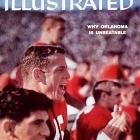 The Oklahoma Sooners' 47 consecutive wins from Oct. 10, 1953 to Nov. 16, 1957, the longest such streak in Division I-A history.