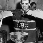 The Montreal Canadiens won five straight Stanley Cups from 1956 to 1960.