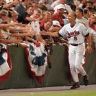 Cal Ripken's 2,632 consecutive games-played, stretching from May 30, 1982 to Sept. 20, 1998.