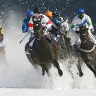 White Turf Horse Racing