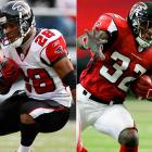 Dunn is one of the NFL's most underrated running backs and Norwood showed promising big-play ability his rookie season. Look for those two to carry most of the burden next year, and for the Falcons to draft a bigger back to help in short-yardage situations.
