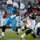 After his big season in Tennessee in 2006, Henry could end up being the primary guy, but don't be surprised if the Broncos also give Bell some significant work next season. Bell rushed for 667 yards and eight touchdowns as a rookie and should help take the pressure of Henry.