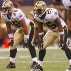The Saints have been lucky so far, because both players are bona fide stars but seem ok with taking a slightly reduced role in the offense. They complement each other well in the Saints offense, since McAllister likes to run inside and Bush does his best work on the edges.