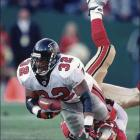 Anderson was not well known when he was selected by the Falcons. The '98 season, though, was special -- he ran for 1,846 yards and helped Atlanta reach Super Bowl XXXIII. The former Utah star used his anger at falling to the 201st pick as a motivating factor throughout his career.