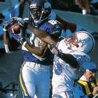 Everyone knew Randy Moss was an incredible athlete, but the Vikings were the first team that had the guts to take him despite his character issues. Moss instantly turned the Vikings into the most potent offensive team in the NFL and helped them go 15-1 in '98. They also landed perennial Pro Bowl center Matt Birk in the sixth round.