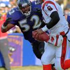 This was the first draft after the team moved from Cleveland to Baltimore, and the Ravens hit the jackpot. They took future Hall of Fame offensive tackle Jonathan Ogden in the first round and future HOF linebacker Ray Lewis in the second. They also selected Pro Bowl return man Jermaine Lewis in the fifth.