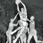 The man they called Pitchin' Paul might not have invented the jump shot, but he was the first to perfect it at the NBA level, leading the league in scoring (25.4 points) in his second season in 1951-52. Arizin was named an All-Star 10 times, despite losing two full seasons to military service. He averaged 22.8 points in 10 seasons and led the Philadelphia Warriors to the NBA title in 1956.