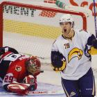 As the division rivals face off in their highly-anticipated Eastern Conference final, here's a recap of their regular season series, won by the Senators, 5-2-1, with the Sabres taking the shootout.<br><br>Jason Pominville, who scored in overtime to eliminate the Senators from last season's playoffs last, notched the eventual game-winner late in the third period.