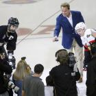 The Anaheim Ducks have brought some star power (for example, California Gov. Arnold Schwarzenegger) to the Stanley Cup Finals...