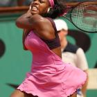No. 8 seed and current Australian Open champion Serena Williams will meet No. 1 seed Justine Henin in the French Open quarters.