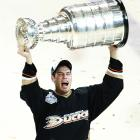 Ryan Getzlaf finished the Cup finals with five points and the playoffs with 17 points.