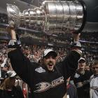 It took 14 seasons, but Teemu Selanne was finally able to hoist the Stanley Cup.