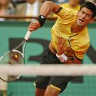 Despite a strong effort by Novak Djokovic, Nadal won in straight sets. He has not dropped a set during this tournament.