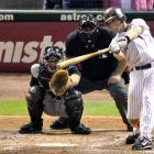 Biggio became the 27th member of the 3,000-hit club on June 28, 2007, with an RBI single off Colorado's Aaron Cook at Minute Maid Park. He is the ninth player to collect 3,000 hits entirely with one team.