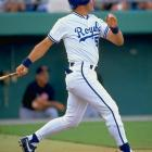 George Brett became the 18th member of the 3,000-hit club on Sept. 30, 1992, with a single off California's Tim Fortugno at Anaheim Stadium. Brett is the only player to win batting titles in three different decades.